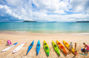 ytravel Great Keppel Island post shared by Queensland got 4023 likes on Facebook
