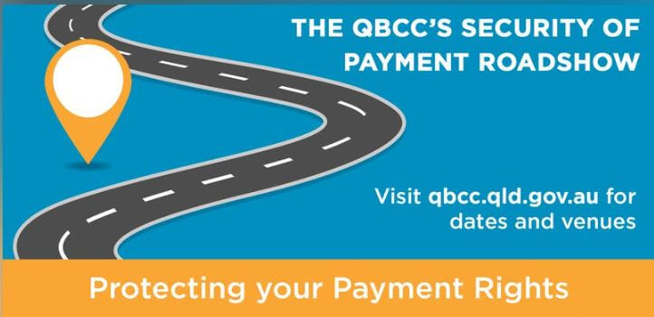 The QBCC's Security of Payment Roadshow - Rockhampton