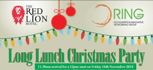 """Long Lunch Christmas Party - """"Don't wait for the symptoms"""""""