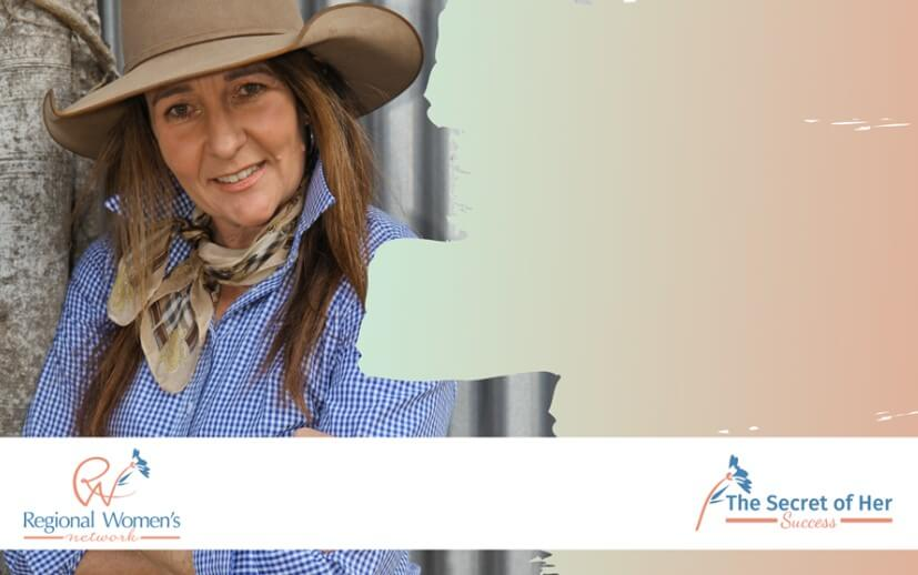 Regional Women's Network: The secret of her success - Finding your tribe with Georgie Connor