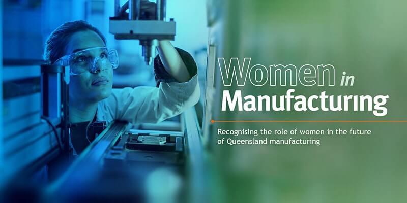 Women in Manufacturing - Rockhampton